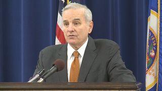 Gov. Dayton unveils jobs bill