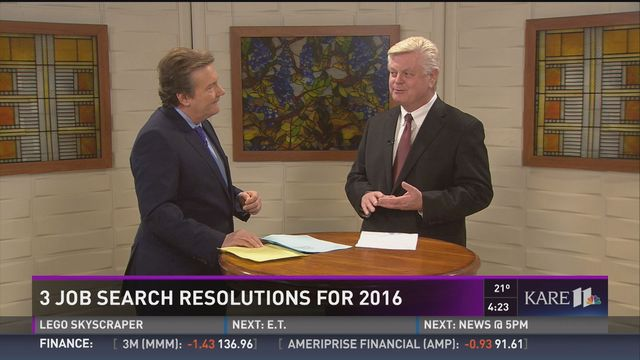 3 Job Search Resolutions for 2016