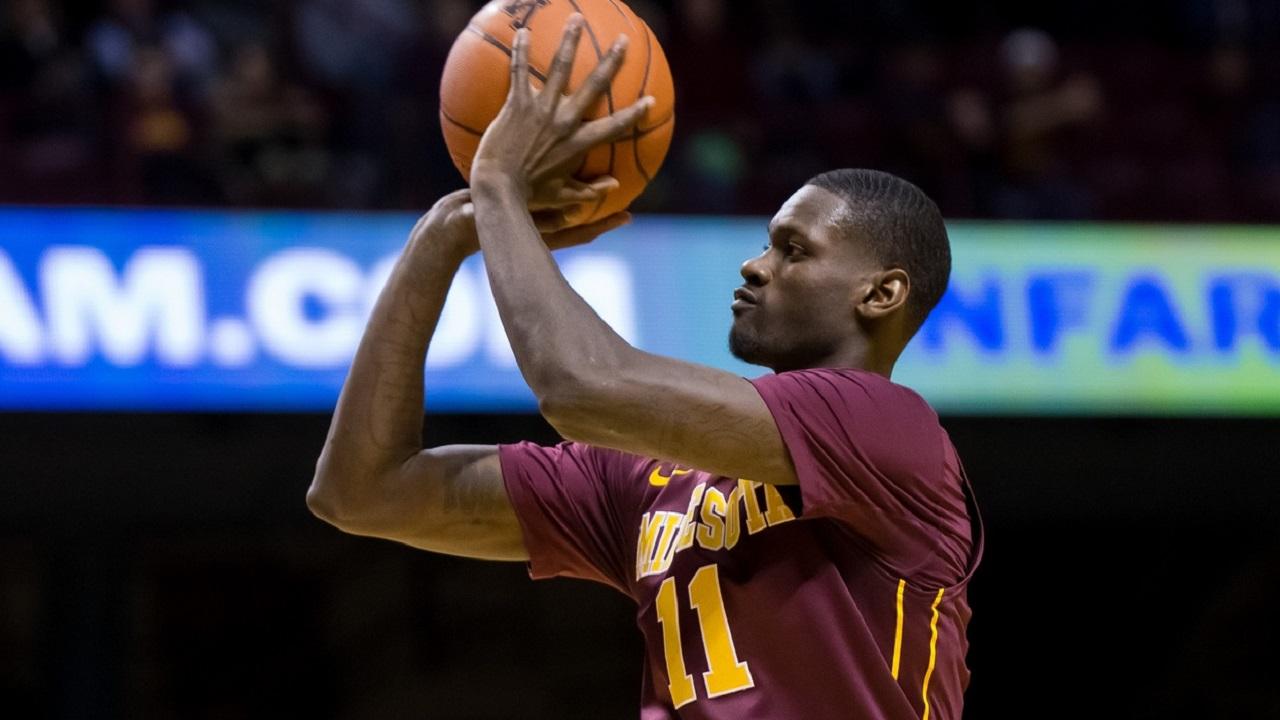 Gophers dismiss senior Carlos Morris from men's basketball team