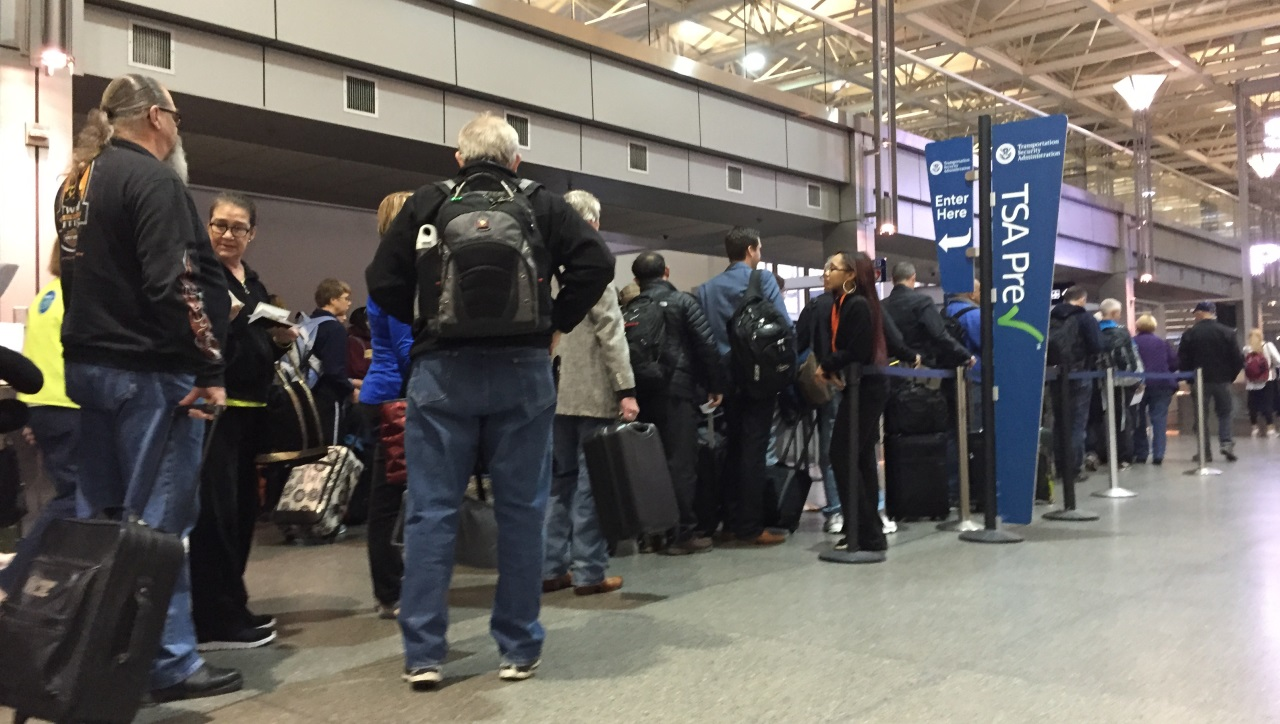 TSA Explains Minneapolis Airport Screening Delays