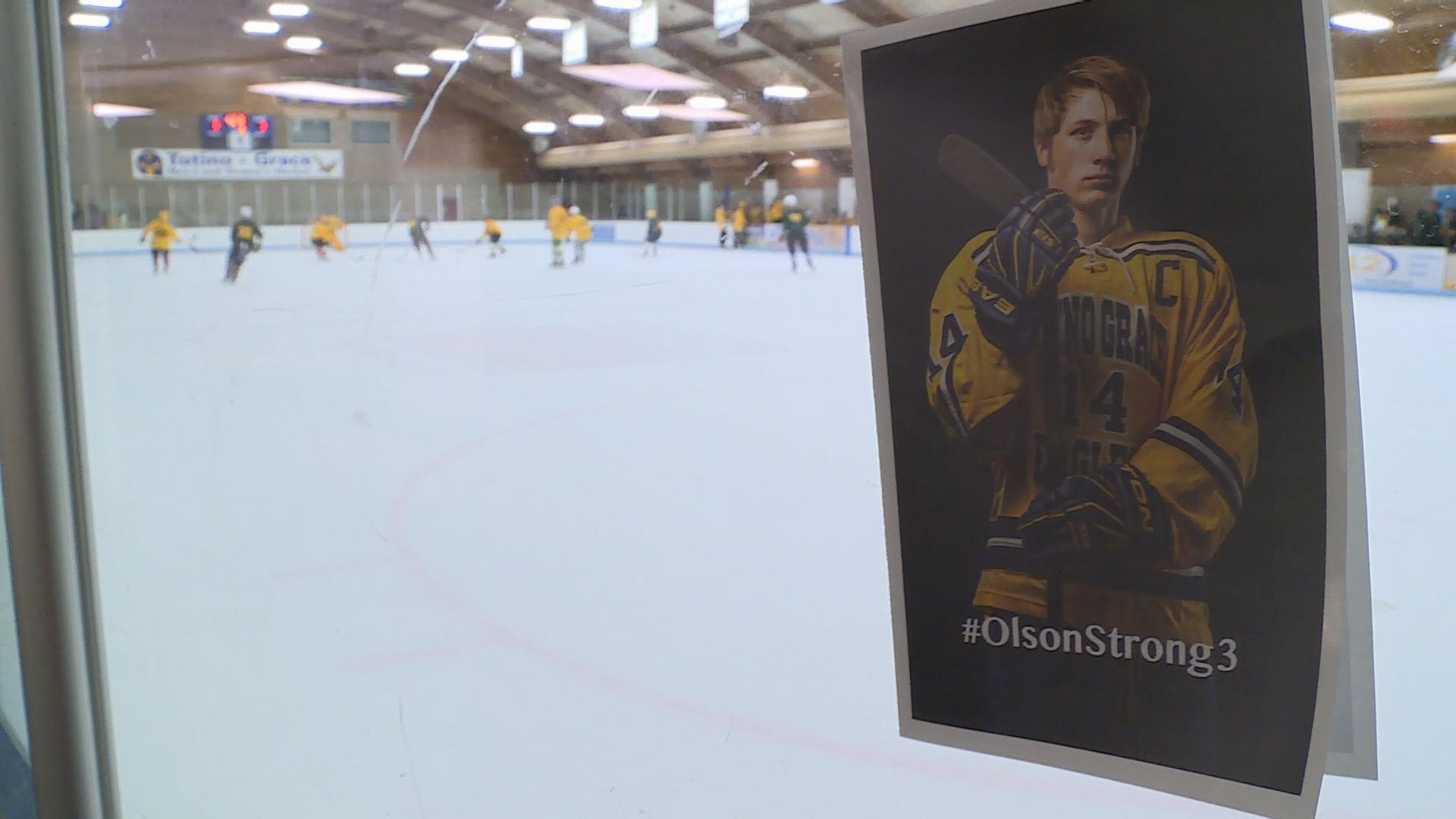MN H.S.: Friends Rally For Paralyzed MN Hockey Player