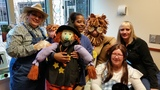 PHOTOS: Land of 10,000 Stories: Chemo party