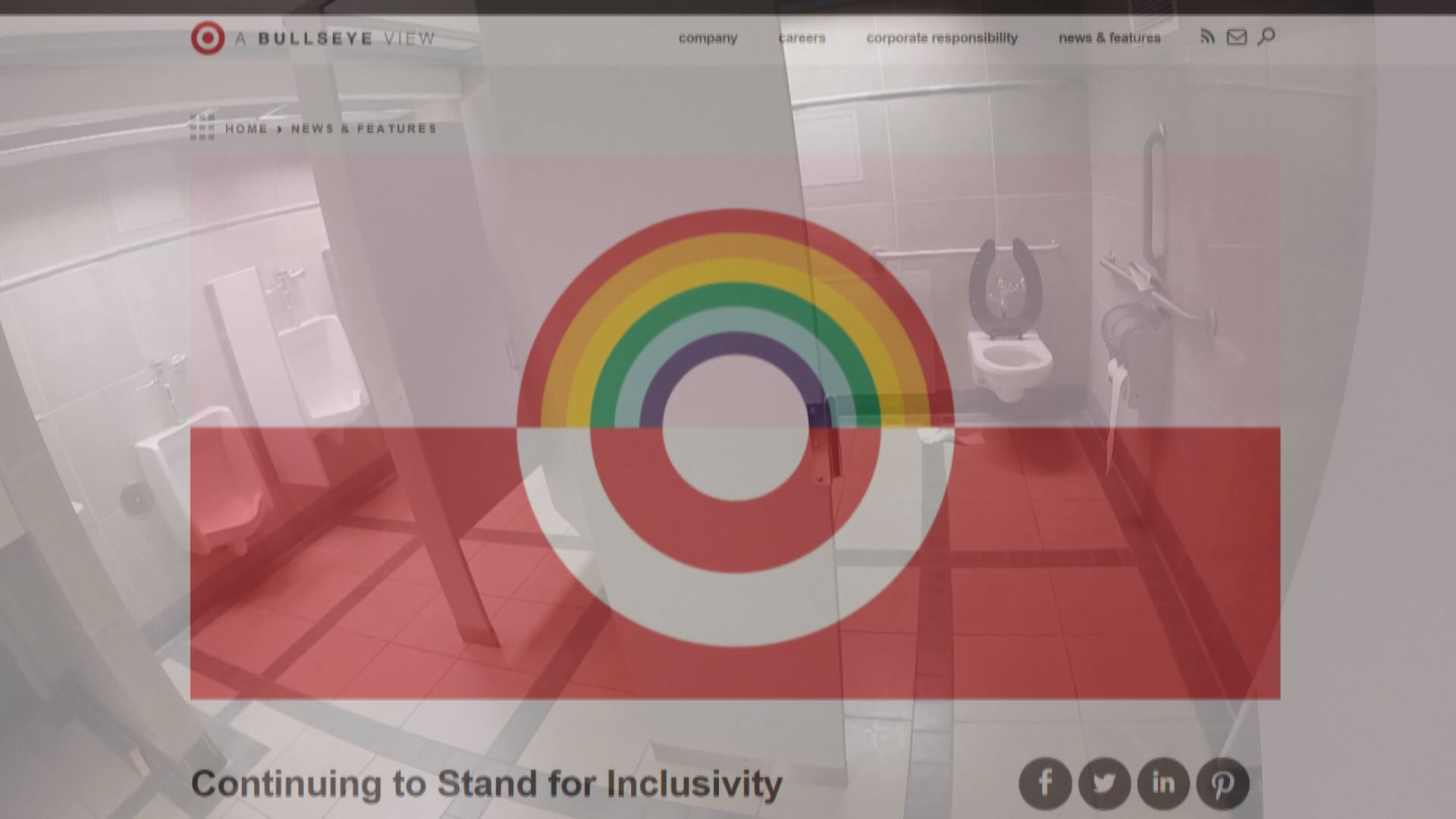 Target  39 s bathroom policy gets mixed reviews in Houston. Target  39 s bathroom policy gets mixed reviews in Houston   khou com