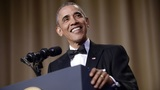 Pres. Obama's best jokes from the White House Correspondents' Dinner