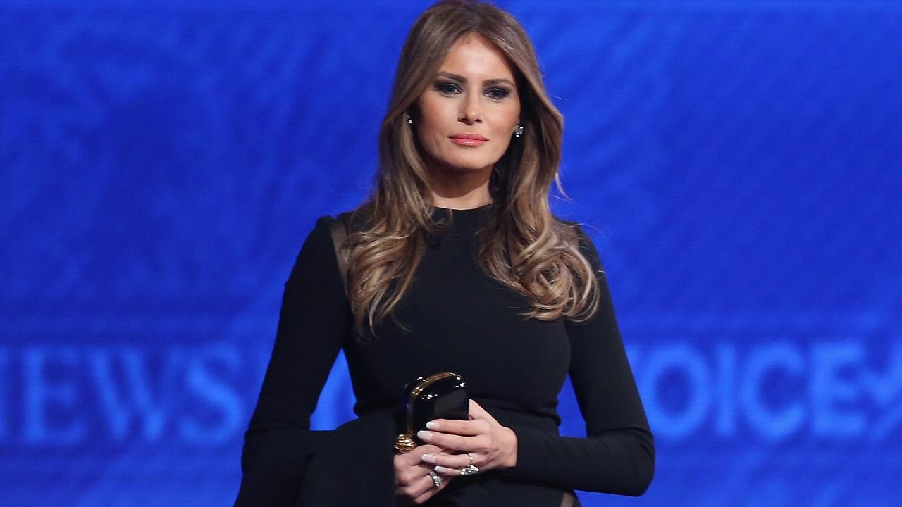 Melania Trump highlights GOP convention's opening night ...
