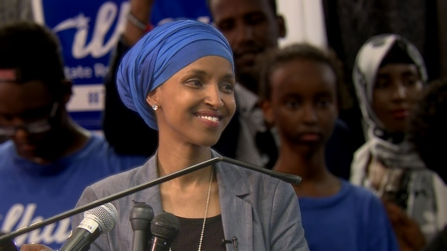 ilhan omar responds to marital questions