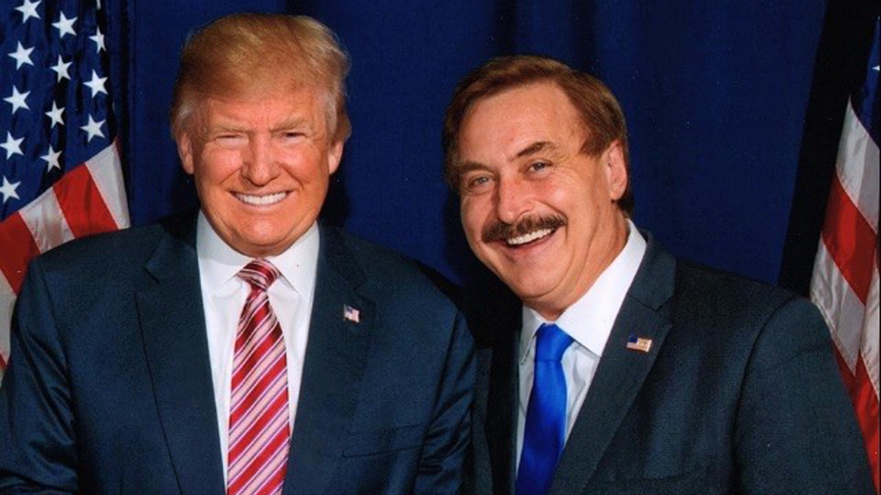 Mypillow Ceo On Attending Surreal Trump Party Kare11 Com