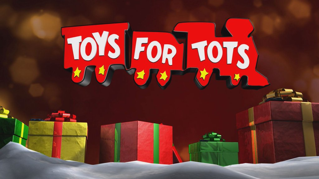 Toys Tots Logo : Marines gearing up for toys tots kare