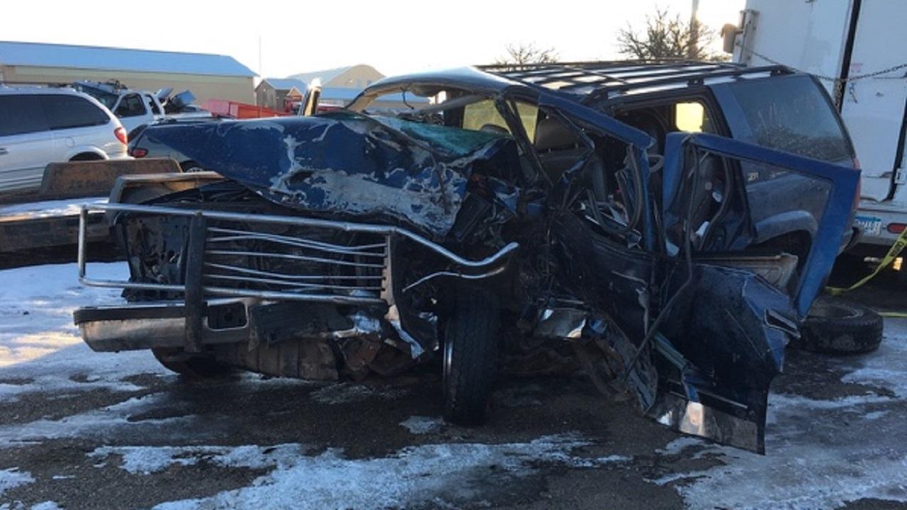 Car Accident Near Foley Mn