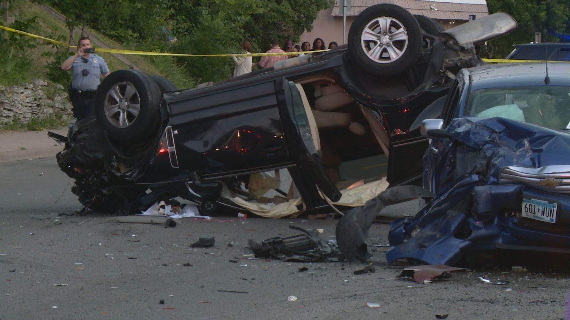 Car Crash Mpls