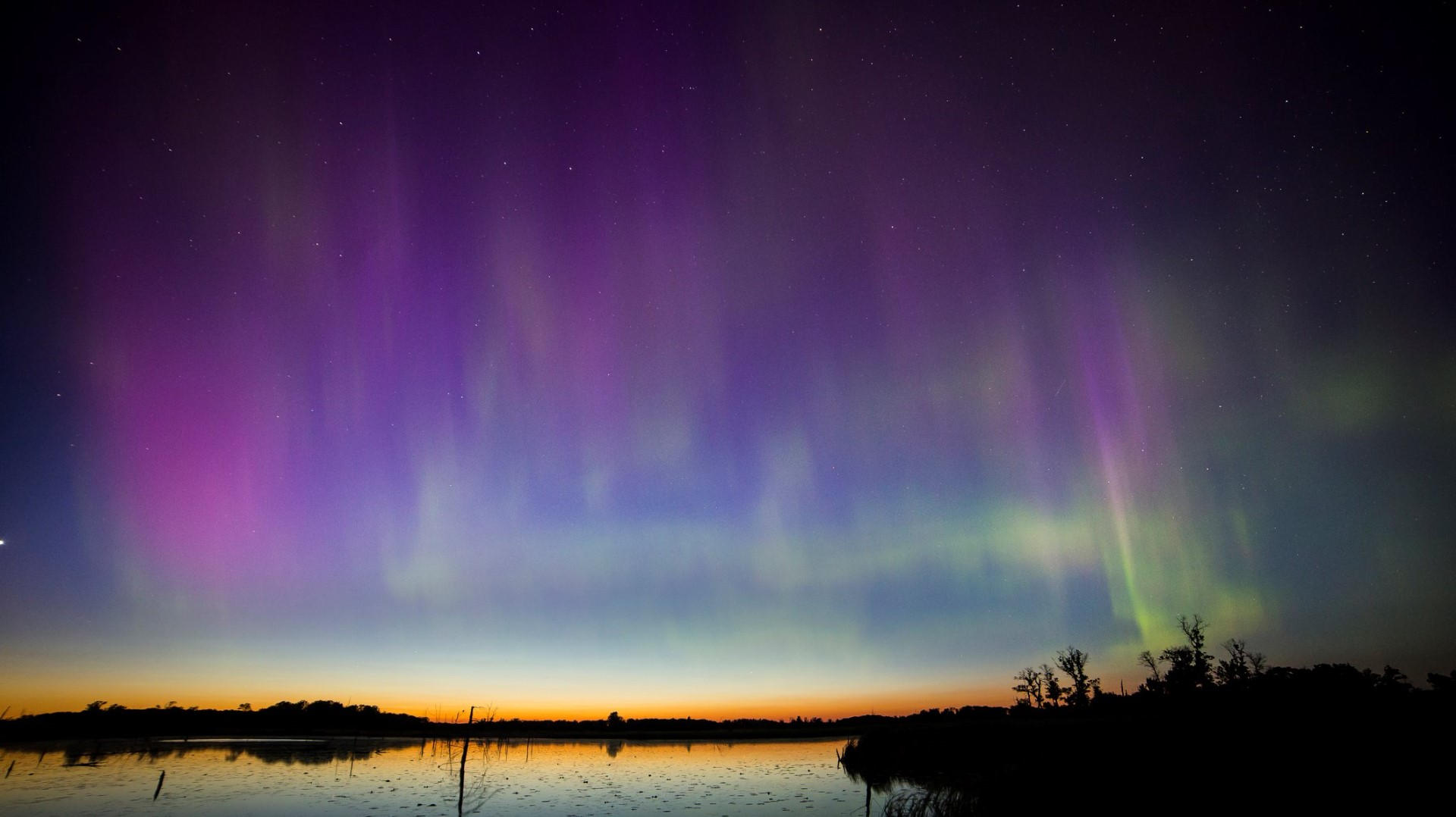 Minnesotans could see the northern lights tonight for Chance of seeing northern lights tonight