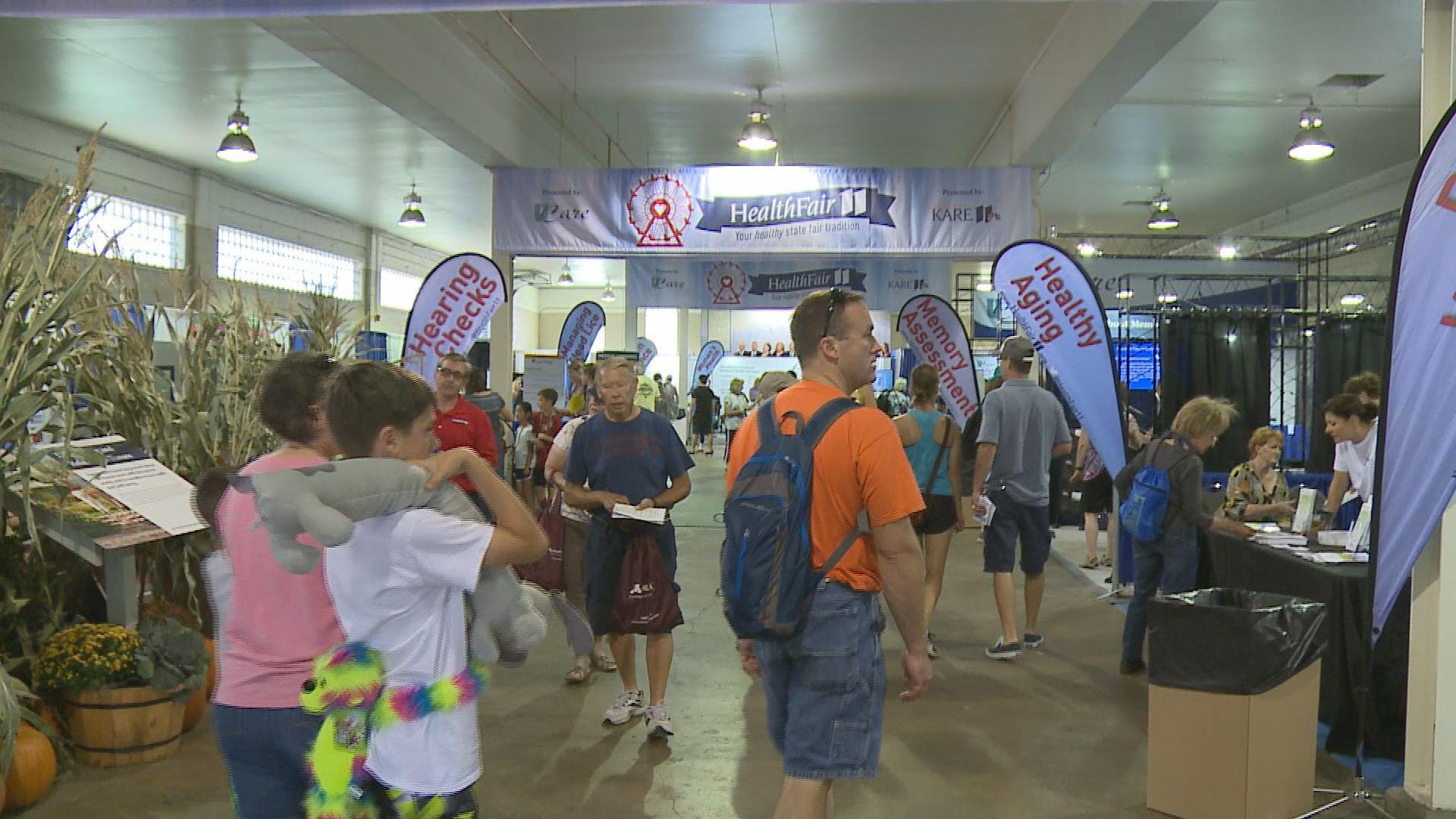 Health Fair 11 at the Fair celebrates 1 million screenings