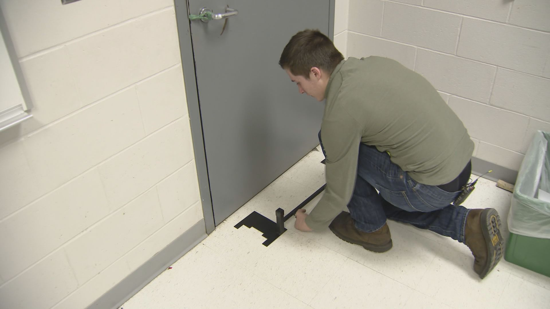 Classroom Door Lock Amp Out Swing Jpg