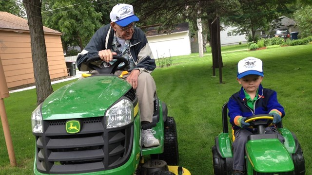 Make Your Own John Deere Tradition